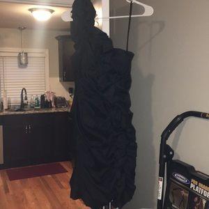 Size 4 mid black dress